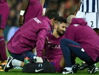 Gundogan receives injury boost