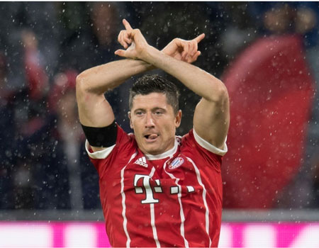 """We pay Lewandowski a lot of money and we very much regret what he said"""