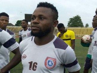Effiong ready to help Akwa Utd make mark on continent