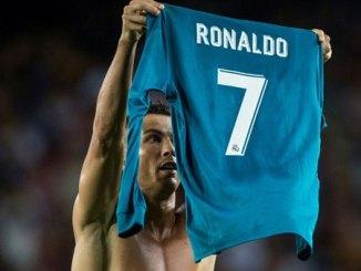 Ronaldo tops Forbes' sportsmen rich list