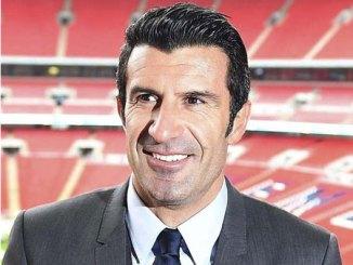 Portugal legend Figo becomes UEFA advisor