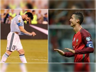 Ronaldo crushes Messi on the road to Russia