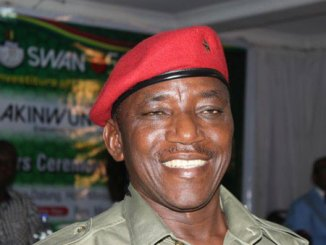Eagles must deliver 2018 W/Cup ticket in Uyo —Dalung