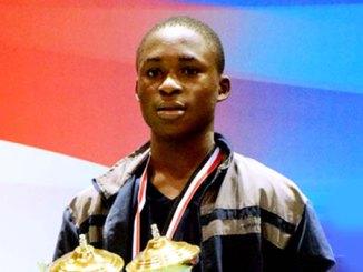 Quadri inspired me to win ITTF Junior title —Mati
