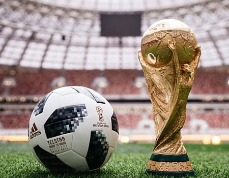FIFA unveils 2018 World Cup official match ball - 9aeaf6b19