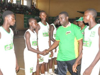 Milo secondary schools basketball