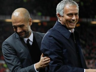 Mou and Pep 1