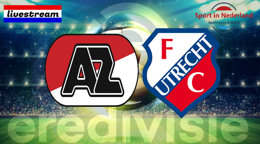 Eredivisie livestream AZ Alkmaar – FC Utrecht