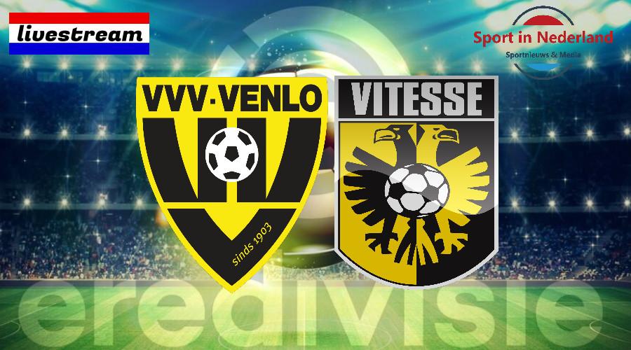 Eredivisie livestream VVV-Venlo – Vitesse
