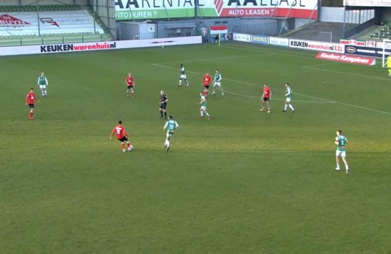 Dordrecht doet laatste plaats weer over aan FC Den Bosch