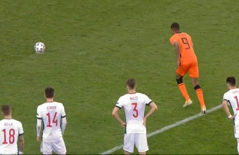 Jong Oranje als groepswinnaar door op EK