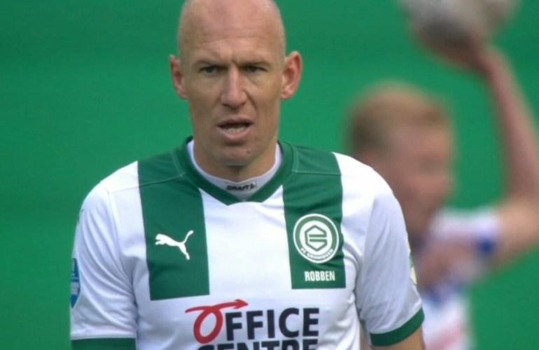SC Heerenveen te sterk voor FC Groningen