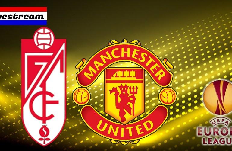 Granada - Manchester United Europa League livestream
