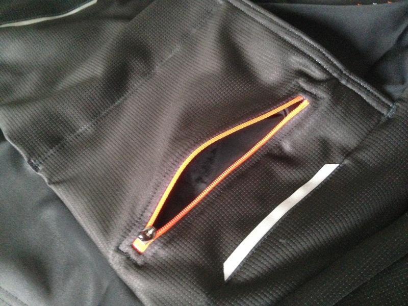 waterproof pocket
