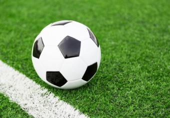Pallone da calcio nuovo