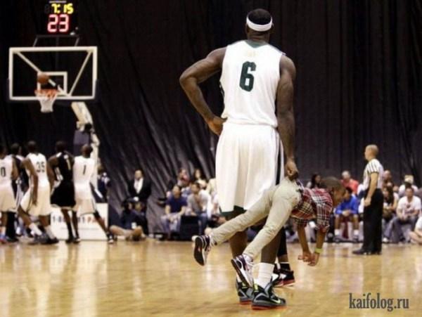 Такой разный баскетбол - Спортивные картинки