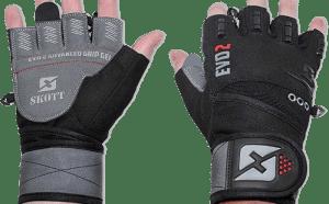 Skott 2018 Evo 2 Weightlifting Gloves