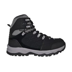 Легкие утепленные ботинки ANTA OUTDOOR 81636691-1 для повседневного использования в городской среде. Верх выполнен из искусственной кожи.
