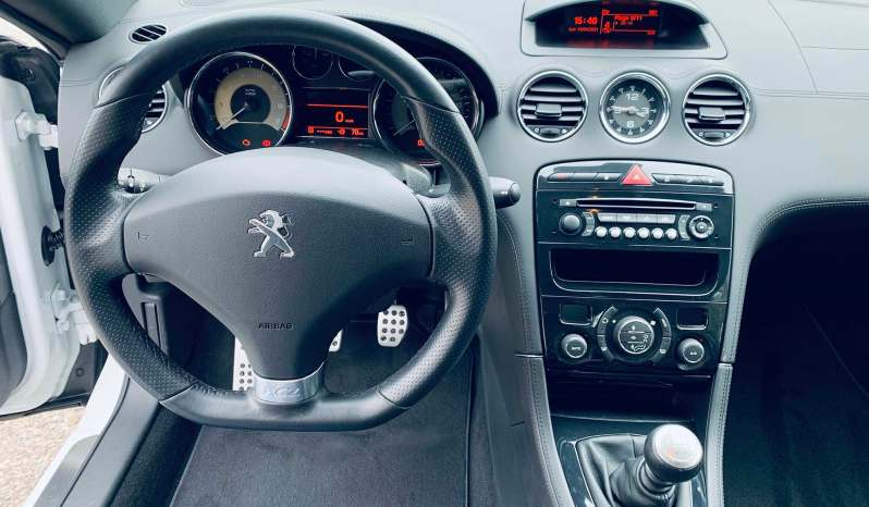 PEUGEOT RCZ THP 200 ch Phase 2 complet