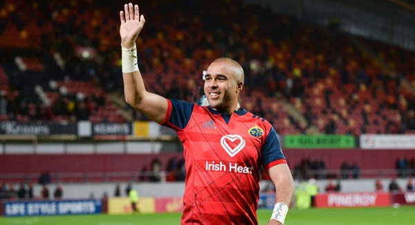Racing 92 Are Set To Pay Simon Zebo A Staggering Wage