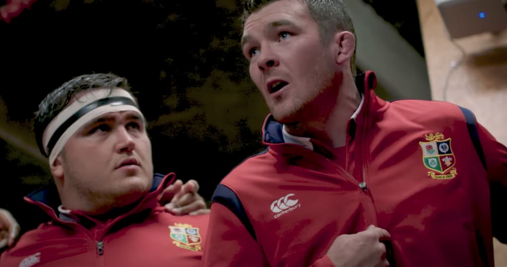 Here's How Peter O'Mahony Found Out He Was Captain For The Lions' First Test