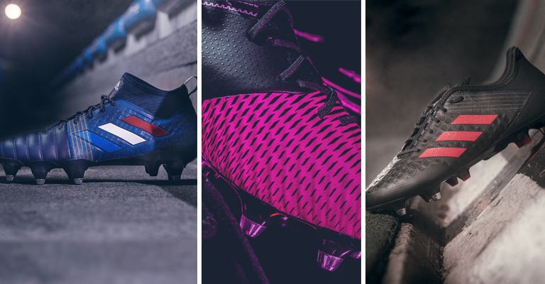 PICS: adidas Have Released A New Range Of Rugby Boots & They Are Stunning