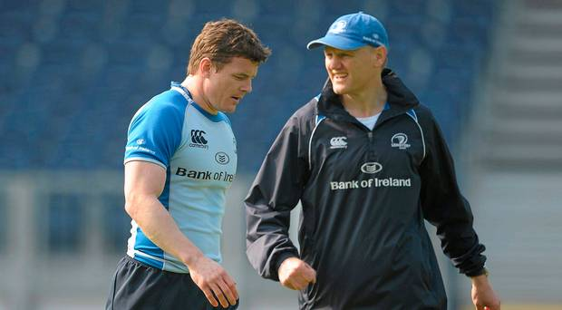 Luke Fitzgerald Recalls The Time Joe Schmidt Called Out Brian O'Driscoll