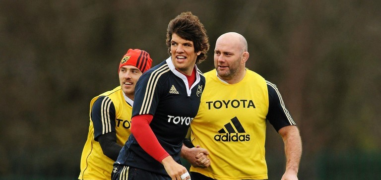 Donncha O'Callaghan On How He Used To Share Wages With A Munster Teammate