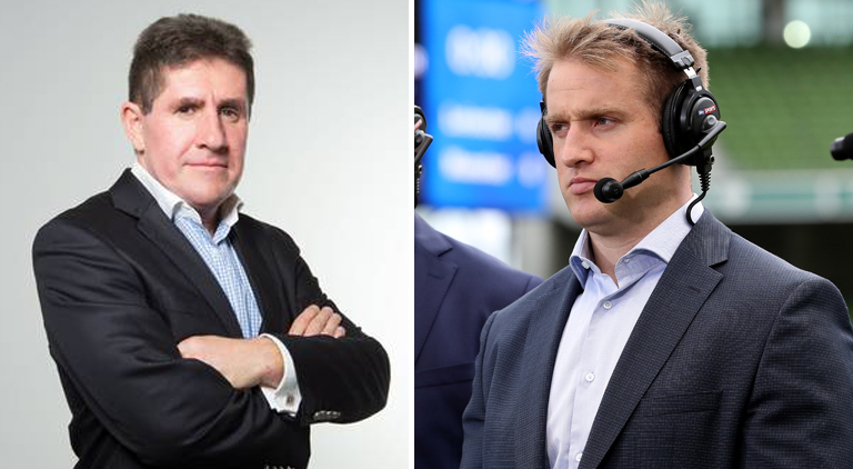 Luke Fitzgerald Tears Into Paul Kimmage Again On Twitter Over Munster Comments