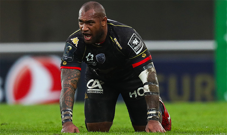 Nemani Nadolo Absolutely Loses It With Disgusting Racist Supporter