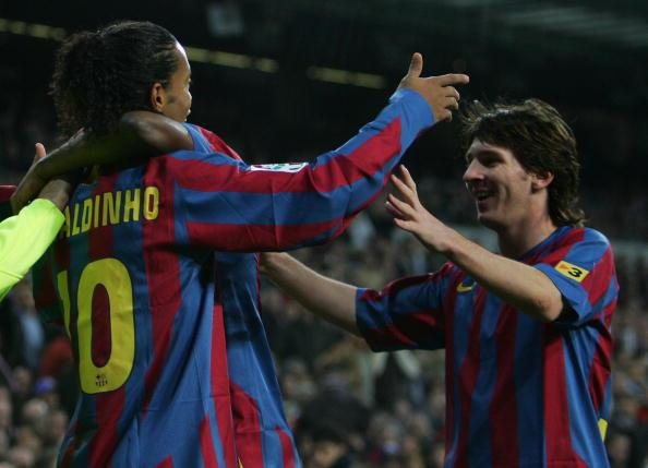 Messi made his Barcelona debut 15 years ago — ProSoccerTalk