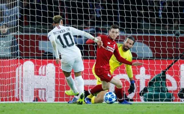 Paris Saint-Germain vs Liverpool: Champions League live scores and latest updates – The Telegraph — Archy Worldys