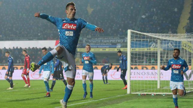 Serie A: Napoli solidify hold on second, still 8 points back — ProSoccerTalk