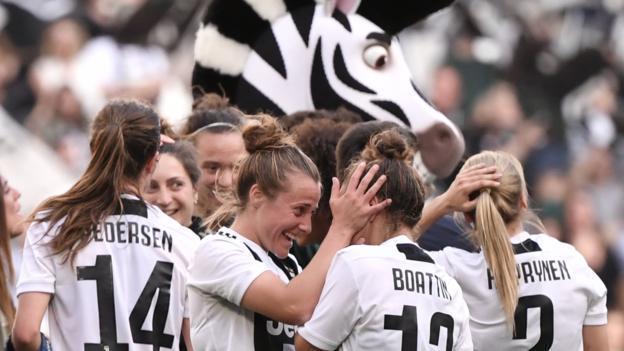 Juventus Women 1-0 Fiorentina: Record crowd of 39,000 watch game at Allianz Stadium — High Velocity Sport