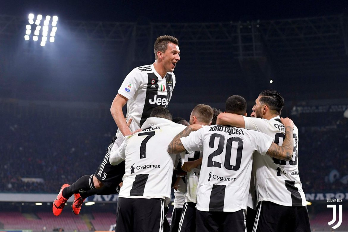 Juventus 2 – Napoli 1: Initial reaction and random observations – Black & White & Read All Over