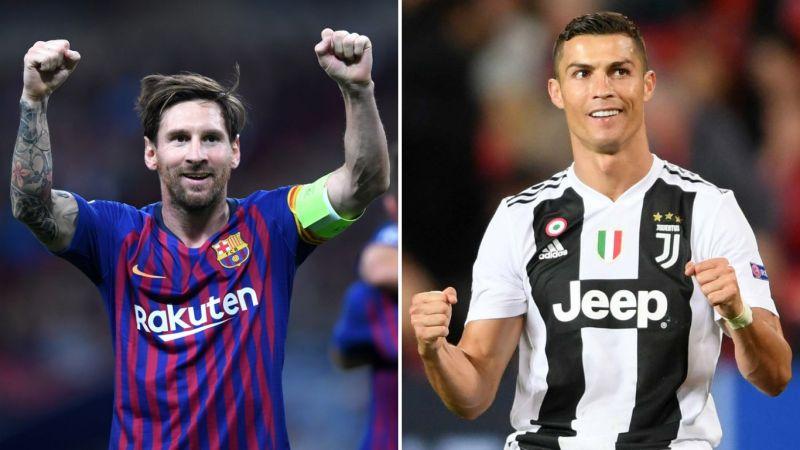 Messi-Ronaldo Rivalry — Tiko's blog