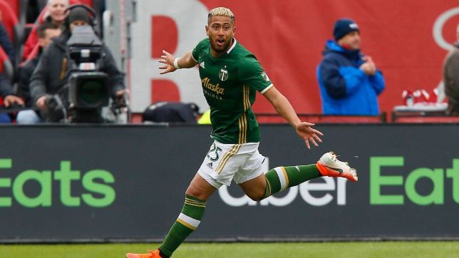 Ebobisse's highlight-reel header lifts Timbers over Toronto FC — Latest Football News