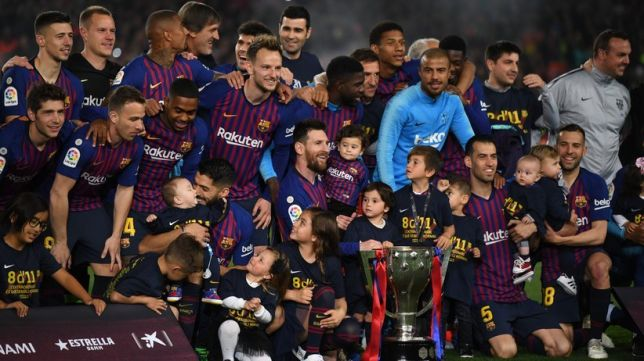 FC Barcelona win championship prematurely | TIME ONLINE — Archy news nety
