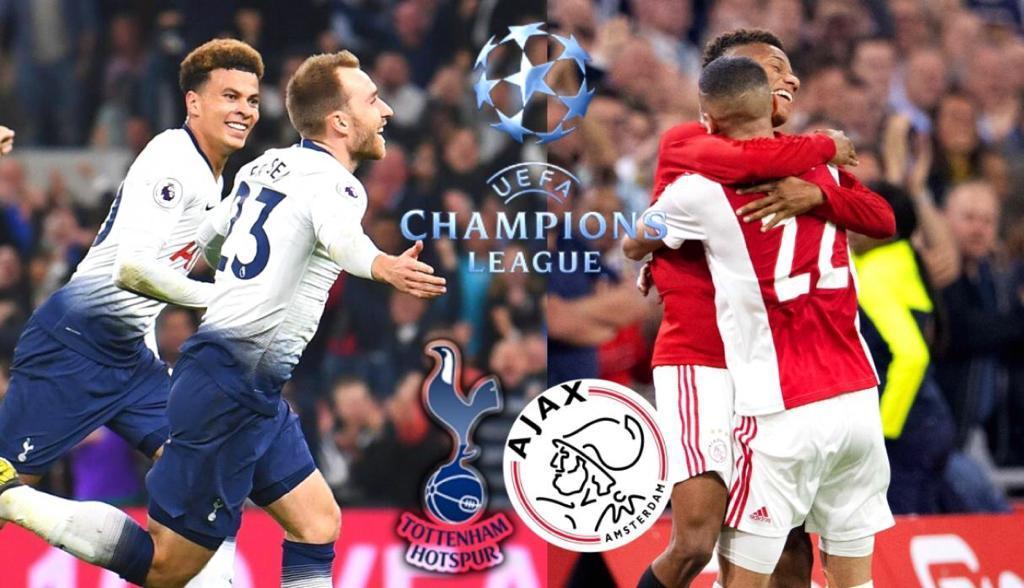 Tottenham battles Ajax at the UEFA Champions League 2019 semi-finals!!! — D-W WORLD EVENTS & ENTERTAINMENT