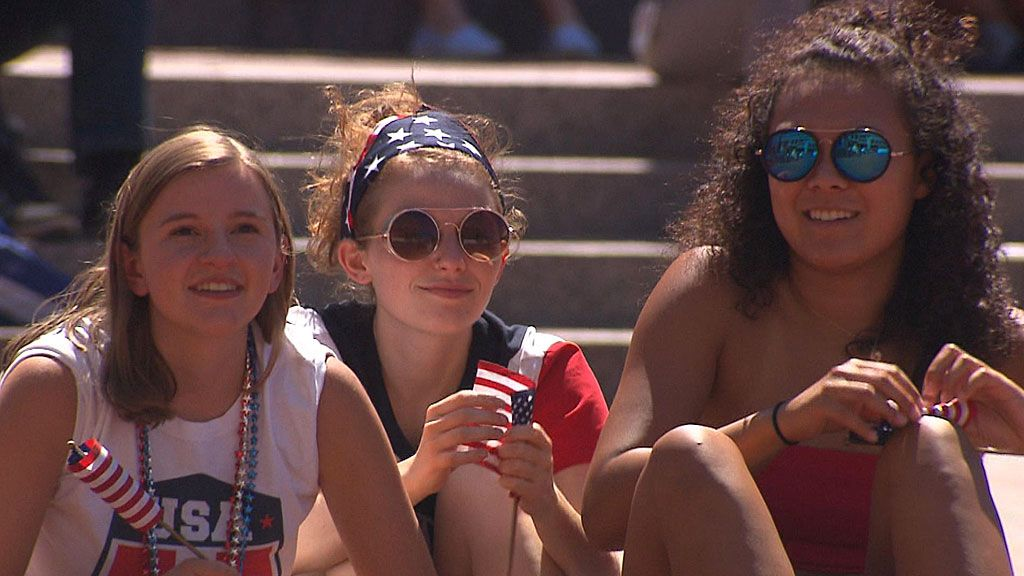 More Than A Game: US Women's Soccer Team Serves As Inspiration — CBS Boston