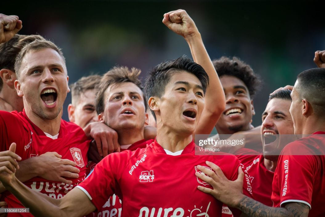 Keito Nakamura strikes again in Twente's win over Groningen — CoolJapan Soccer