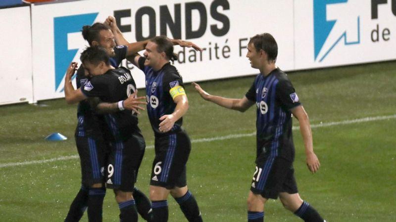 Urruti on target as Impact top Whitecaps — Latest Football News