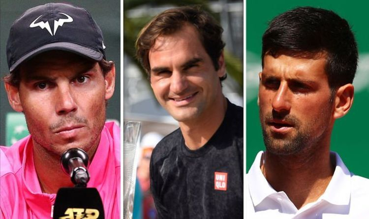 Rafael Nadal makes Roger Federer and Novak Djokovic 'dream' claim at Monte Carlo Masters — Newslanes | The News Hub