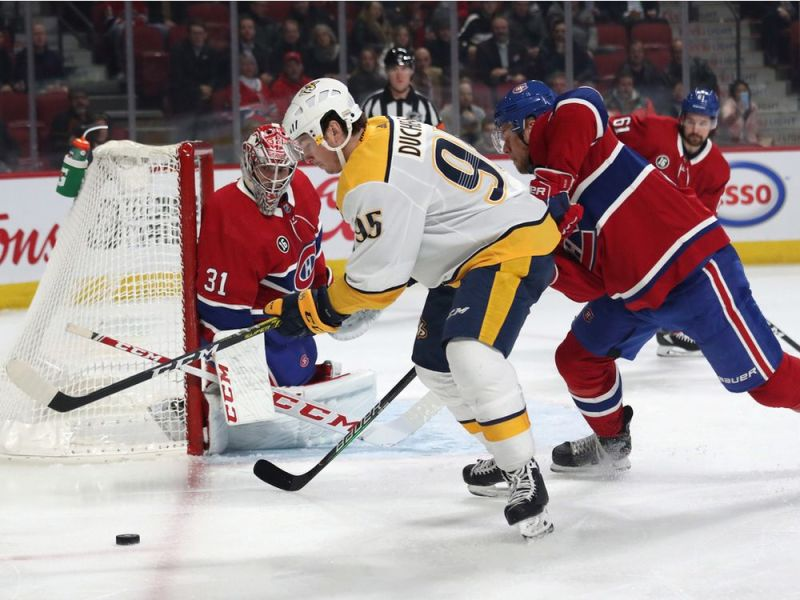 It's a case of too little, too late as Canadiens fall 4-2 to Predators — Montreal Gazette