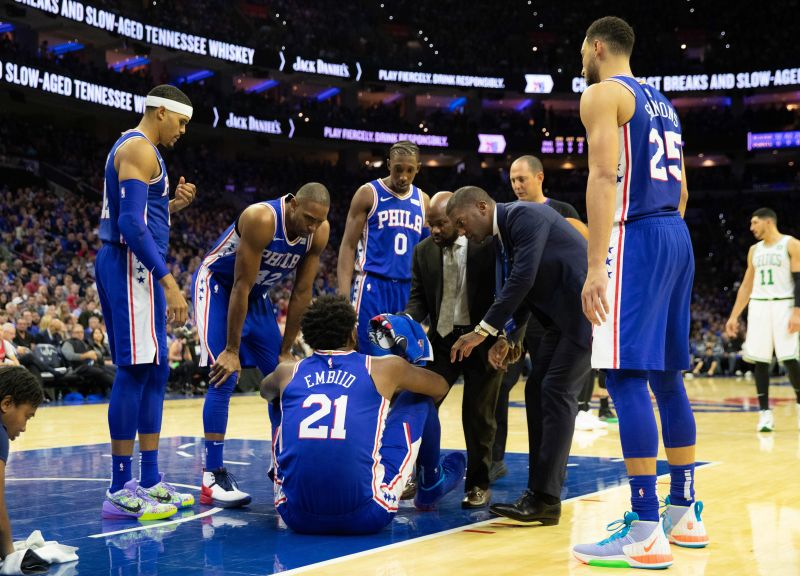 Sixers quarantine diary: recapping opening night of Sixers vs. Celtics — Sixers Wire
