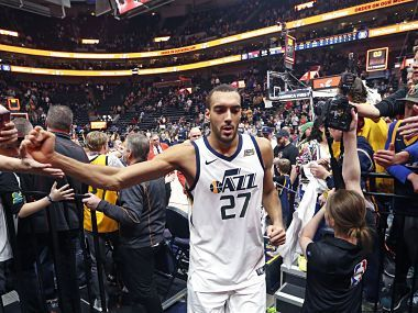 Coronavirus pandemic: Rudy Gobert joins fellow NBA players in offering relief help, pledges to donate $500,000 — News search India