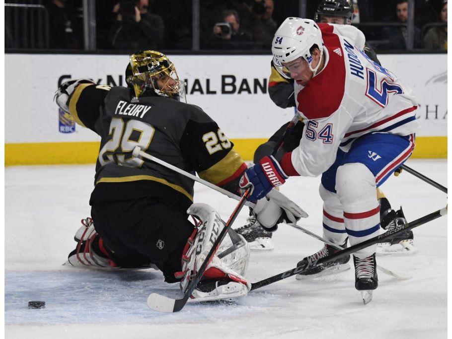 Liveblog: Canadiens come back to beat Vegas 4-3 — Montreal Gazette