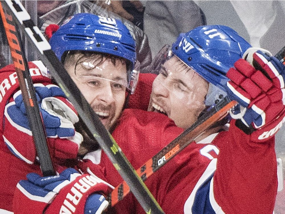 In the Habs' Room: 'It's always nice when you beat your old team,' Tatar crows after scoring winner — Montreal Gazette