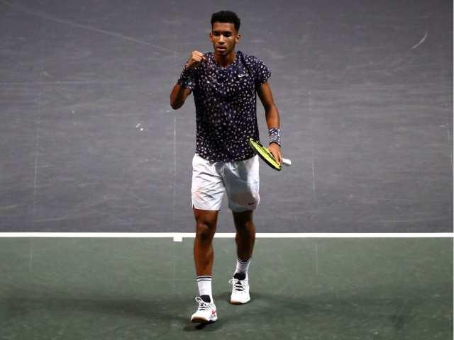 Montreal tennis ace Auger-Aliassime reaches Rotterdam semifinals — Montreal Gazette