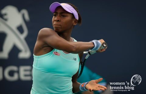 Cori Gauff, 15, is already worth $1 million in endorsements — Women's Tennis Blog